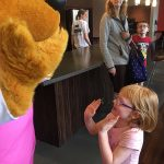 Bear Country Credit Union visit - June 2018