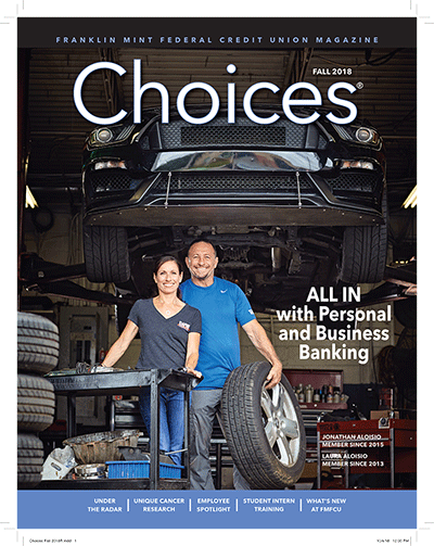 Choices cover fall 2018