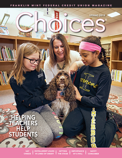 Choices Spring 2019