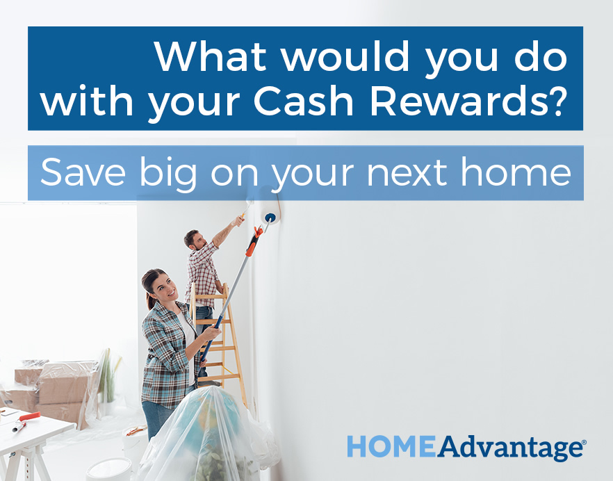 What would you do with your Cash Rewards?