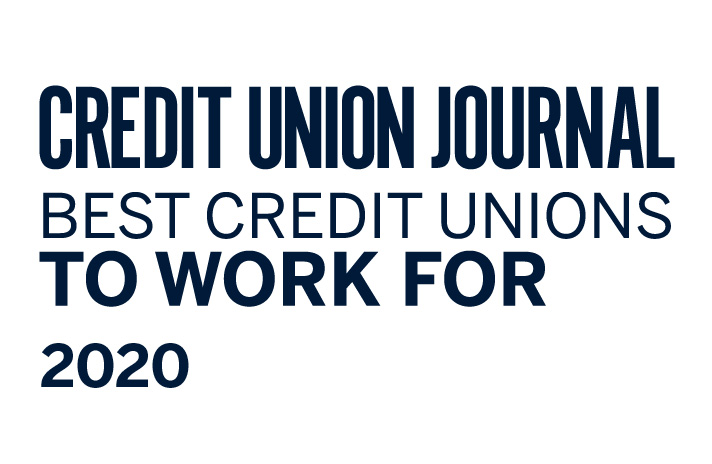Credit Union Journal Best Credit Untions to Work For 2020