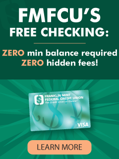 FMFCU free checking has zero min balance required and zero hidden fees