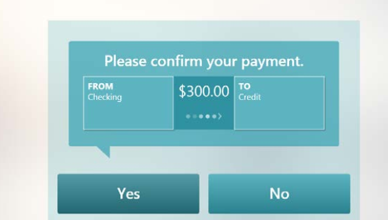 confirm your payment