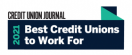 Credit Union Journal Best Credit Untions to Work For 2021